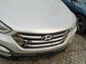 Hyundai Santa Fe 2013 Sport 2.0T Silver | Cars for sale in Lagos State, Lekki