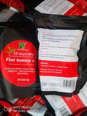 28 Days Flat Tummy Tea | Vitamins & Supplements for sale in Lagos State, Lagos Island (Eko)