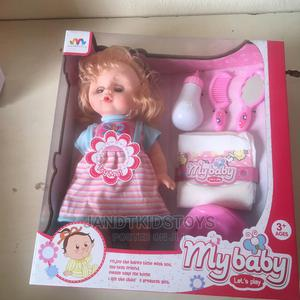Talking Girl Baby Doll With Accessories | Toys for sale in Lagos State, Ikeja