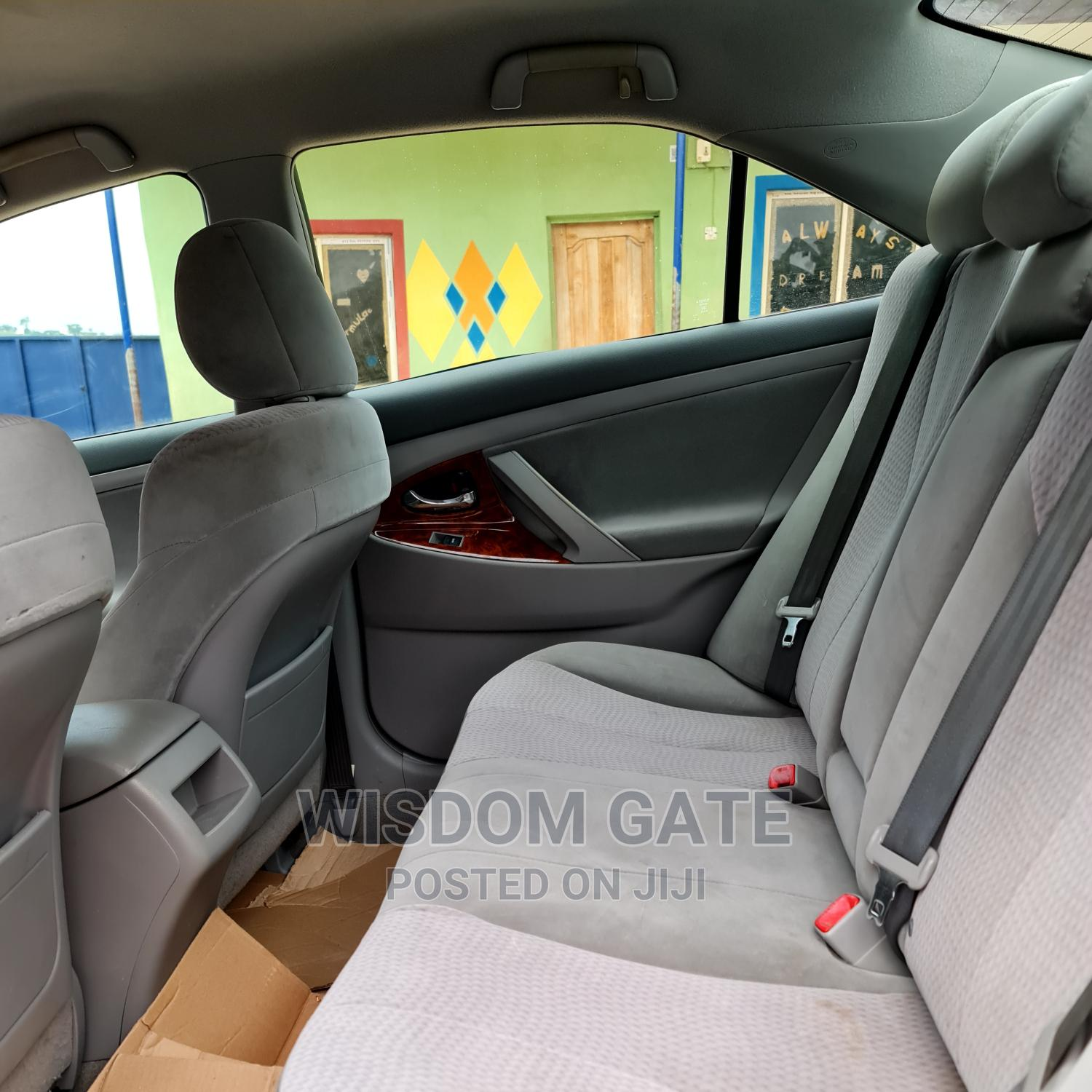 Toyota Camry 2010 Black | Cars for sale in Abule Egba, Lagos State, Nigeria