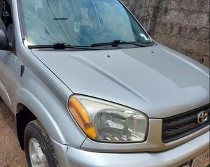 Toyota RAV4 2002 Silver | Cars for sale in Lagos State, Surulere