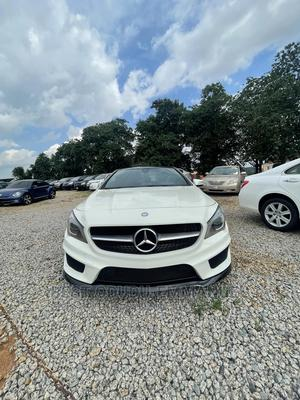 Mercedes-Benz CLA-Class 2015 White | Cars for sale in Abuja (FCT) State, Wuse