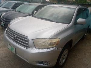 Toyota Highlander 2008 Silver   Cars for sale in Rivers State, Port-Harcourt