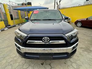 Toyota 4-Runner 2017 Blue   Cars for sale in Lagos State, Amuwo-Odofin