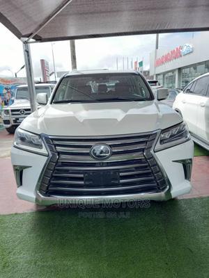 Lexus LX 2016 570 (5 Seats) AWD White | Cars for sale in Lagos State, Lekki