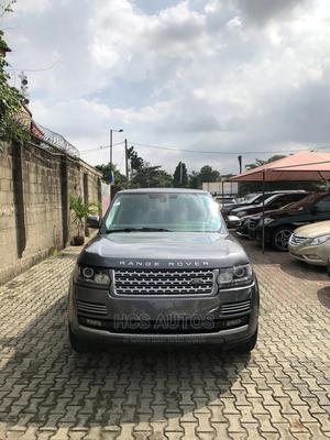 Land Rover Range Rover Sport 2015 Gray | Cars for sale in Lagos State, Magodo