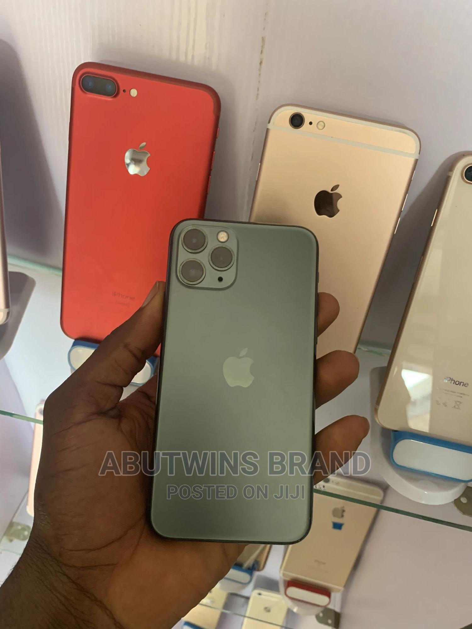 Apple iPhone 11 Pro 64 GB Green | Mobile Phones for sale in Ibadan, Oyo State, Nigeria