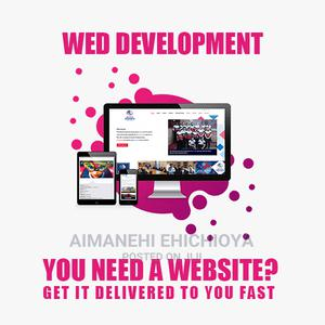 Web Design/Development | Computer & IT Services for sale in Lagos State, Isolo