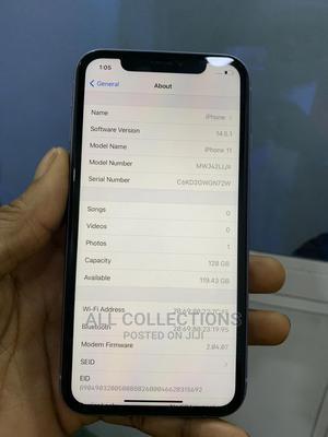 Apple iPhone 11 128 GB Orange   Mobile Phones for sale in Lagos State, Ikeja