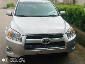 Toyota RAV4 2011 2.5 Limited 4x4 Silver   Cars for sale in Lagos State, Ikeja