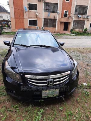 Honda Accord 2008 2.4 EX-L Automatic Black | Cars for sale in Lagos State, Agege