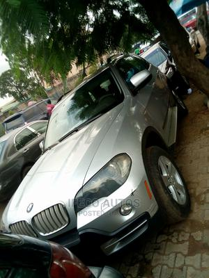 BMW X5 2007 4.4i Activity Automatic Silver | Cars for sale in Lagos State, Ikeja