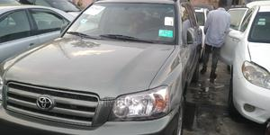 Toyota Highlander 2006 Limited V6 4x4 Green | Cars for sale in Lagos State, Ogba