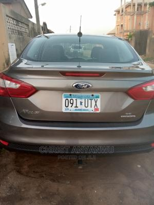 Ford Focus 2014 Gray   Cars for sale in Lagos State, Ikorodu