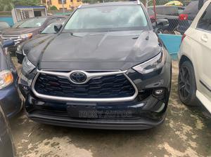 Toyota Highlander 2021 Black   Cars for sale in Lagos State, Ikeja