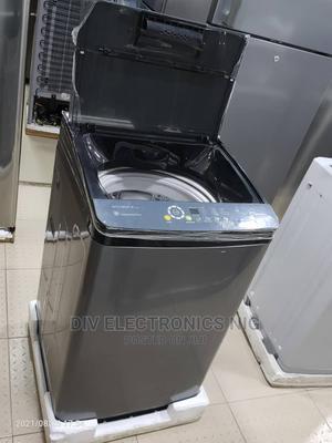 Hisense Automatic Washing Machine 8kg   Home Appliances for sale in Lagos State, Ojota