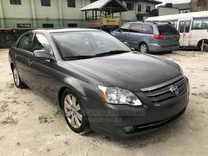 Toyota Avalon 2008 Gray | Cars for sale in Rivers State, Port-Harcourt