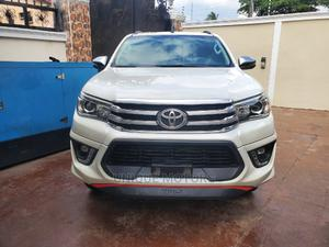 Toyota Hilux 2020 White | Cars for sale in Lagos State, Ojodu