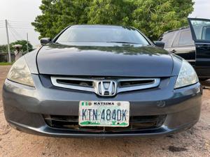 Honda Accord 2005 Sedan LX Automatic Gray | Cars for sale in Abuja (FCT) State, Gwagwalada