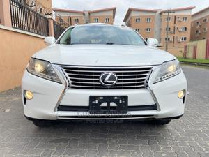 Lexus RX 2013 350 F SPORT AWD White   Cars for sale in Lagos State, Ogba