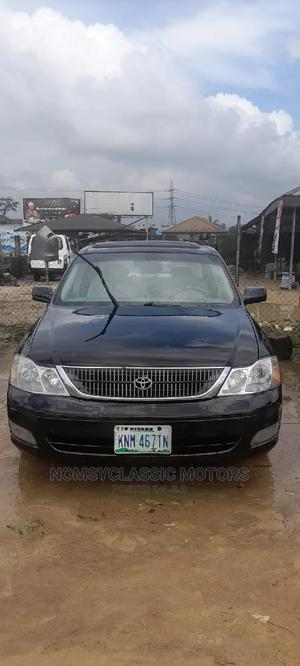 Toyota Avalon 2004 XL Black | Cars for sale in Rivers State, Obio-Akpor
