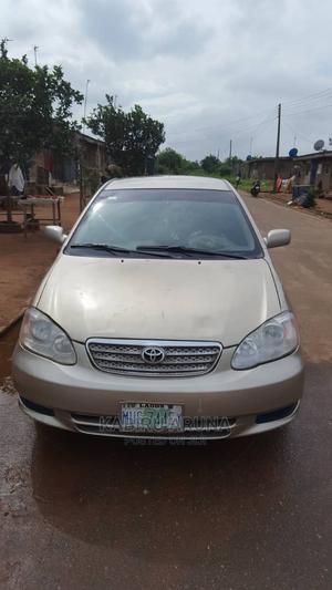 Toyota Corolla 2006 Gold   Cars for sale in Ogun State, Sagamu