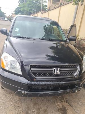 Honda Pilot 2004 Black | Cars for sale in Lagos State, Ogba