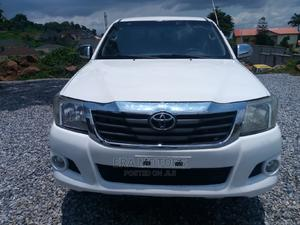Toyota Hilux 2009 White | Cars for sale in Abuja (FCT) State, Gwarinpa