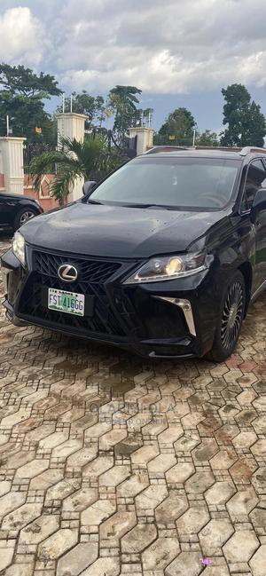 Lexus RX 2010 Black | Cars for sale in Osun State, Ife