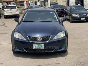 Lexus IS 2007 250 Blue   Cars for sale in Lagos State, Ikoyi