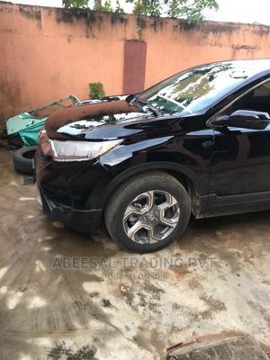 Honda CR-V 2019 EX-L AWD Black | Cars for sale in Lagos State, Ikorodu