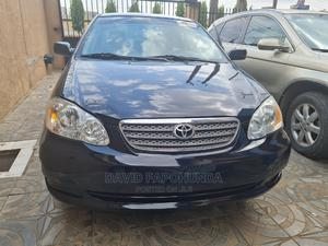 Toyota Corolla 2007 LE Silver | Cars for sale in Lagos State, Ikeja