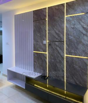 Tv Console, Tv Stand, Wall Cladding | Furniture for sale in Lagos State, Ibeju