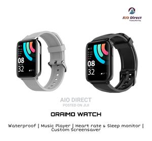 Oraimo Smartwatch   Smart Watches & Trackers for sale in Lagos State, Ojo