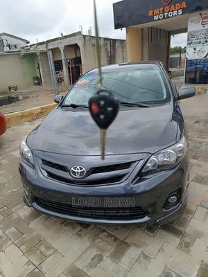Toyota Corolla 2013 Gray | Cars for sale in Kwara State, Ilorin East