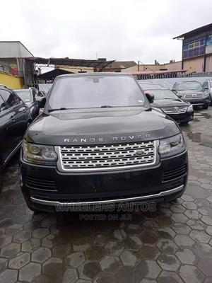 Land Rover Range Rover 2017 Black   Cars for sale in Lagos State, Amuwo-Odofin