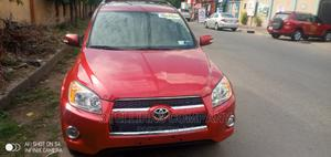 Toyota RAV4 2010 2.5 Limited 4x4 Red | Cars for sale in Lagos State, Ikeja