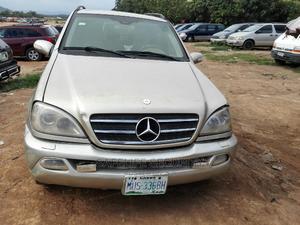Mercedes-Benz M Class 2004 ML 500 Gold   Cars for sale in Abuja (FCT) State, Dei-Dei