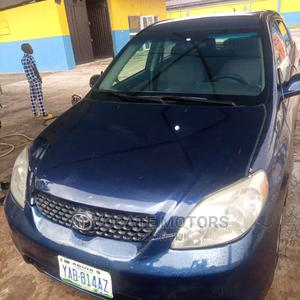 Toyota Matrix 2004 Blue | Cars for sale in Ondo State, Akure