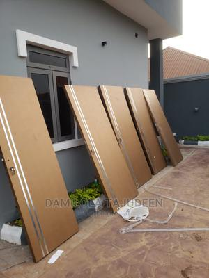 Hdf Doors, Mahogany Bullet Proof Doors   Furniture for sale in Lagos State, Lagos Island (Eko)