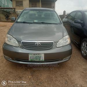 Toyota Corolla 2007 Gray | Cars for sale in Oyo State, Ibadan