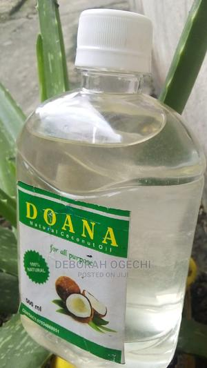Cold Pressed Coconut Oil 500ml | Meals & Drinks for sale in Abia State, Aba North