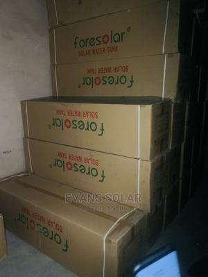 Solar Water Heater 200liter New Product   Solar Energy for sale in Abuja (FCT) State, Central Business District