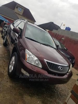 Lexus RX 2008 350 AWD Brown   Cars for sale in Lagos State, Ikeja