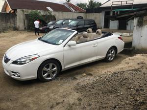 Toyota Solara 2008 3.3 Convertible White | Cars for sale in Rivers State, Obio-Akpor