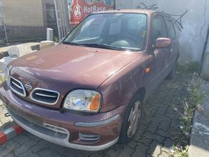 Nissan Micra 2006 Red | Cars for sale in Lagos State, Amuwo-Odofin