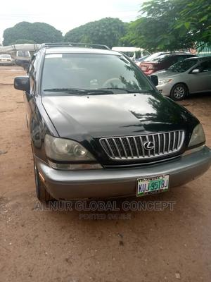 Lexus RX 2002 300 2WD Black | Cars for sale in Kwara State, Ilorin West
