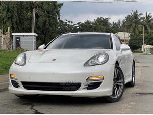 Porsche Panamera 2011 S White   Cars for sale in Abuja (FCT) State, Jabi