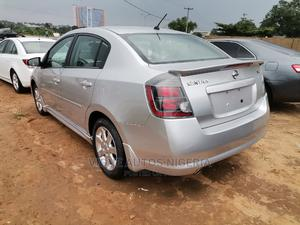 Nissan Sentra 2010 2.0 SR Silver | Cars for sale in Akwa Ibom State, Uyo