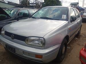 Volkswagen Golf 2000 Silver | Cars for sale in Lagos State, Apapa